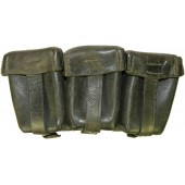 RB NR black ammo pouch for Gewehr K 98 German rifle