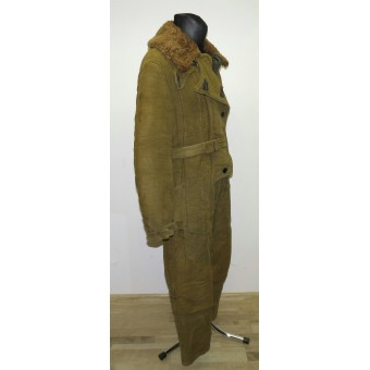 Soviet M 42 simplified coverall for armored crew and flying personnel. Espenlaub militaria