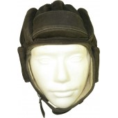 Soviet M36 Armored crew canvas helmet