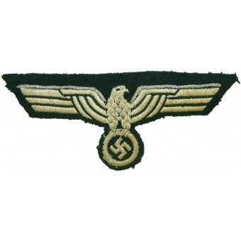 Wehrmacht Heer, enlisted or NCOs private purchased breast eagle. Espenlaub militaria
