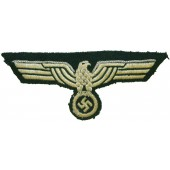 Wehrmacht Heer, enlisted or NCO's private purchased breast eagle