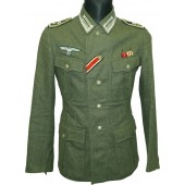 Wehrmacht Heer Infantry Oberfeldwebel of 93 I.R M 40 tunic