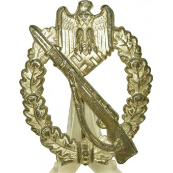 Wehrmacht or Waffen SS Infantry Assault Badge. Espenlaub militaria
