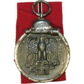 """Frozen meat"" medal, East Medal, Winterschlacht im Osten Medaille, marked  18"