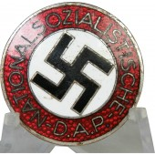 National Socialist Labor Party member badge, M1/153 - Friedrich Orth, Wien