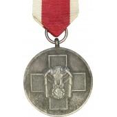 Social welfare medal with original ribbon