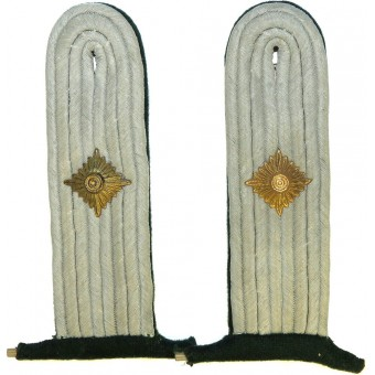 Kriegsmarine coastal service shoulder boards for summer tunic. Espenlaub militaria