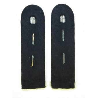 Kriegsmarine coastal artillery shoulder boards, sew in type. Espenlaub militaria
