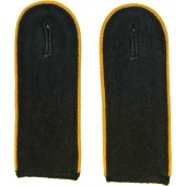 Panzer Aufklärungs - Armored reconnaissance shoulder straps pair