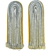 Salty pair of boards for Wehrmacht lieutenant in signals