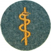 3rd Reich Gendarme Medical trade insignia