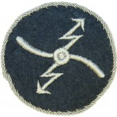 Luftwaffe trade arm insignia for radio equipment engineer