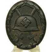 Black wound badge 1939- Wilhelm Deumer