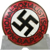 NSDAP, Nazi party member badge, M1/78 - Paulmann & Crone
