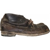RKKA shoes for commanders and NCO, pre-war