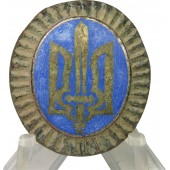 Legion of Ukrainian nationalists BBH, Roman Sushko cockade, 1939