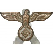 NSDAP headgear eagle, M5/9 RZM marked. CUPAL