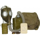 BN-T4 RKKA gasmask pre war issue. Completed set. Rare.