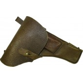 Leather TT-33 RKKA pistol holster