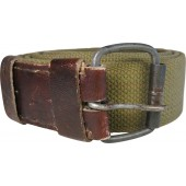 RKKA M41 canvas belt in excellent condition