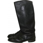 Soviet Pre war long leather boots