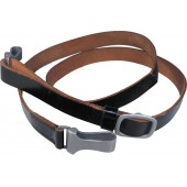 SS or HJ black cross strap for belt