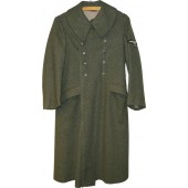 Waffen SS M 43 overcoat for child approx a 12-13 years