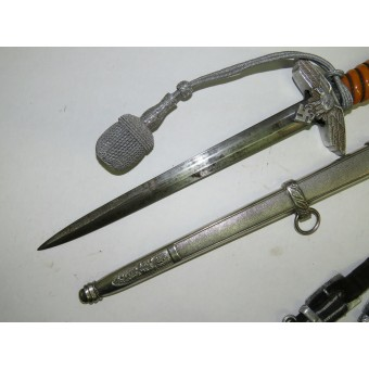 2nd model Luftwaffe dagger. Unmarked. Espenlaub militaria