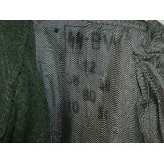 Waffen SS M 43 overcoat for child approx a 12-13 years. Espenlaub militaria