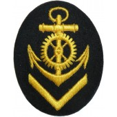 Kriegsmarine Senior Engine NCO'S Career Sleeve Insignia