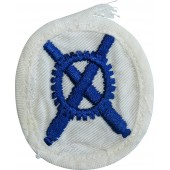 Kriegsmarine trade badge - Artillery Mechanics