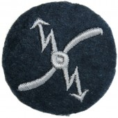 Luftwaffe trade badge for a Flugzeugfunkwart