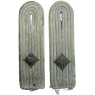 Sew-in shoulder boards for Wehrmacht's Oberlieutenant - infanterist.