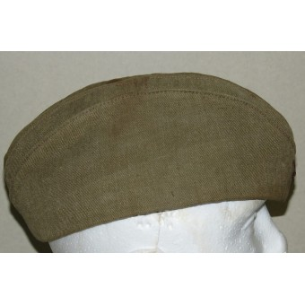 M1935 Pilotka sidecap  for the lower ranks in Red Army.. Espenlaub militaria