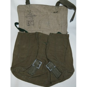 Red Army Bread bag model 1940. May 1941 dated. Mint.. Espenlaub militaria