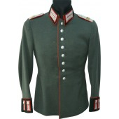 112th Gebirgs-artillery regiment of the Wehrmacht officers tunic