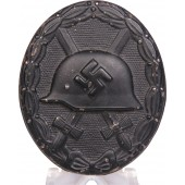 3rd Reich wound badge 1939 - black class
