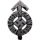 Badge for sporting achievements of the Hitler Youth