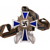 German Mother Cross, Adolf Hitler, 16 December 1938