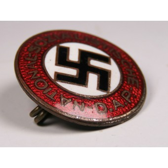 One of the early issues of the NSDAP party member badge. GES.GESCH. Espenlaub militaria