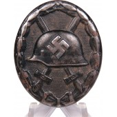 Wound badge 1939 Eduard Hahn Oberstein / Nahe - 126