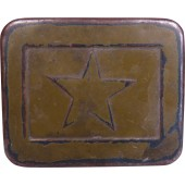Red Army Soapdish Tin