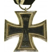 Imperial German Iron Cross 2/ Eisernes Kreuz II class 1914 M marked