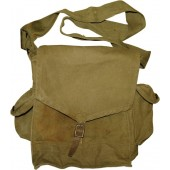 1939 dated Gasmask bag for BN type gasmask with Mod-08 mask