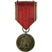 Austrian Anschluss-13th March 1938 Commemorative Medal