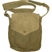 Early war period Soviet Red Army gas mask bag