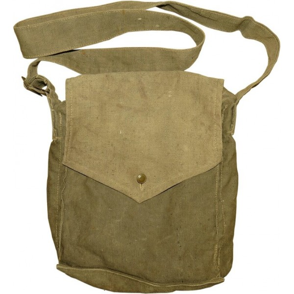 Early War Period Soviet Red Army Gas Mask Bag Gasmasks Related