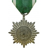 Eastern people war merit decoration-2nd Class without swords