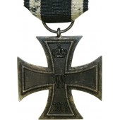 Eisernes Kreuz 1914. Second class Iron cross 1914 ZW marked