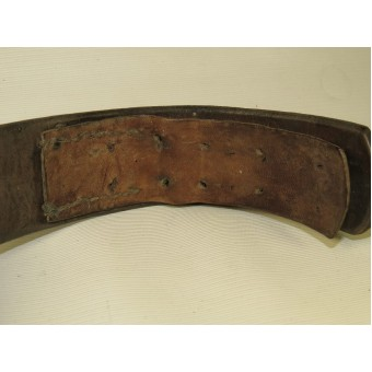 Imperial German Leather waist belt